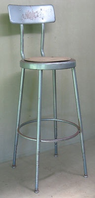 17 Best Images About Metal Stools Amp Industrial On