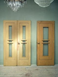 50s double door - Google Search & 38 best 1950 doors images on Pinterest | Home ideas Homes and Wall ...