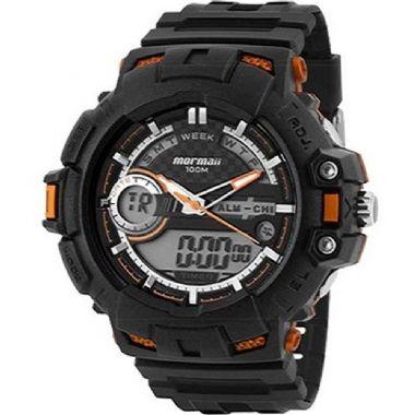 Relógio Mormaii Masculino Acqua Pro MO1091A/8L