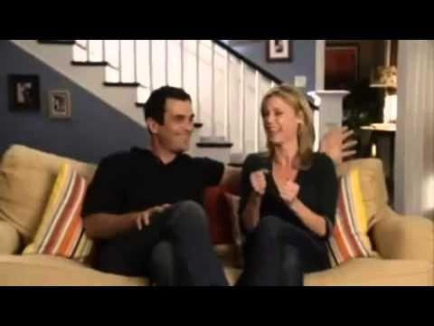 Modern family season 2 gag reel - YouTube
