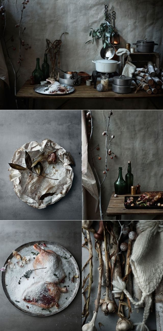 Food + styling: The taste of Petrol and Porcelain | Interior design, Vintage Sets and Unique Pieces www.petrolandporcelain.com by Ditte Isager