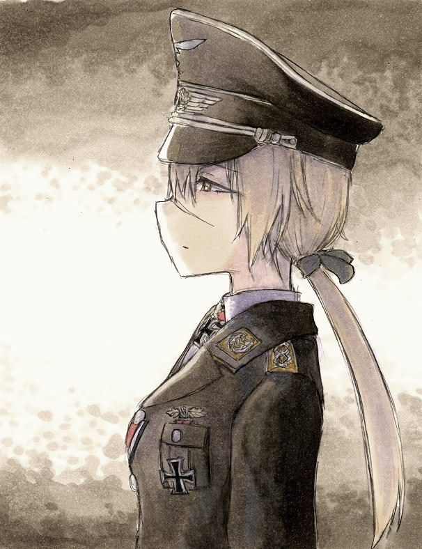 Since it's veterans day I want to give a shout out to all who served. Whilst strike witches is fun and games let's not forget that they are bases off of real people who gave there lives. No matter who's side they fought with.