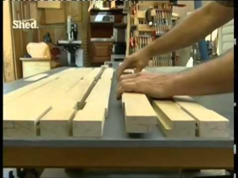 How To Make A High Quality Plantation Wood Shutter - http://www.gottagodoityourself.com/how-to-make-a-high-quality-plantation-wood-shutter/