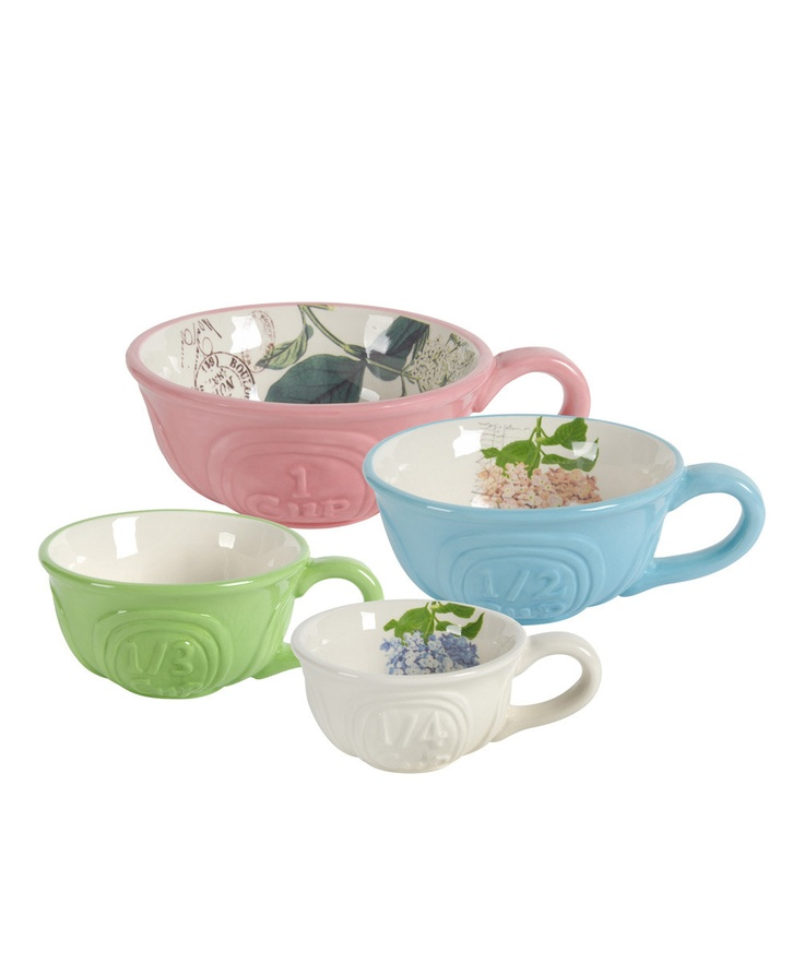 73 best Measuring Cups and Spoons images on Pinterest ...