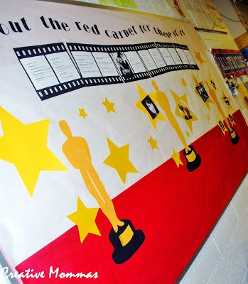 Teacher Spotlight Bulletin Board