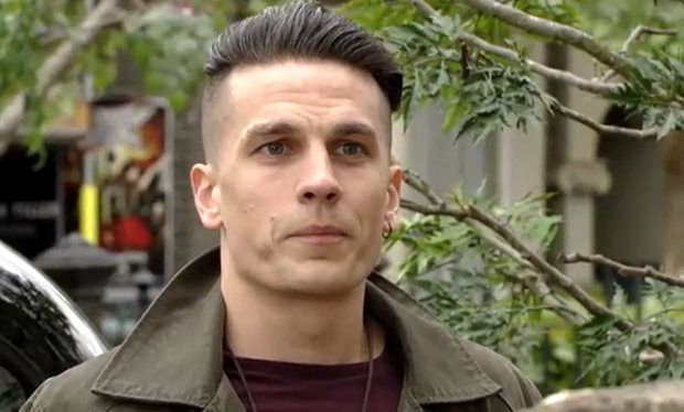 Steven Beale - son of Cindy Beale and Simon Wicks, conceived whilst Cindy is married to Ian.