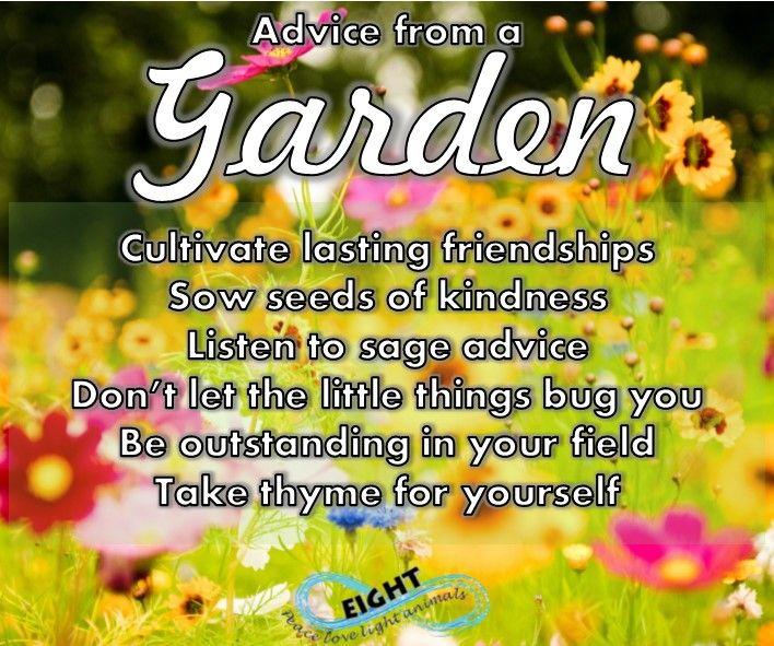 Something beautiful for avid gardeners