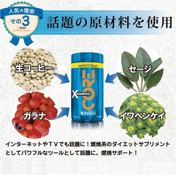 生コーヒー・セージ・カフェイン・ガラナ・イワベンケイが燃焼ボディメイクダイエットを強力にサポートします。
