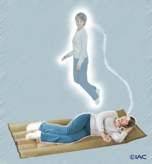 Uma migalha de luz: Sobre projeção astral ou projeção da consciência