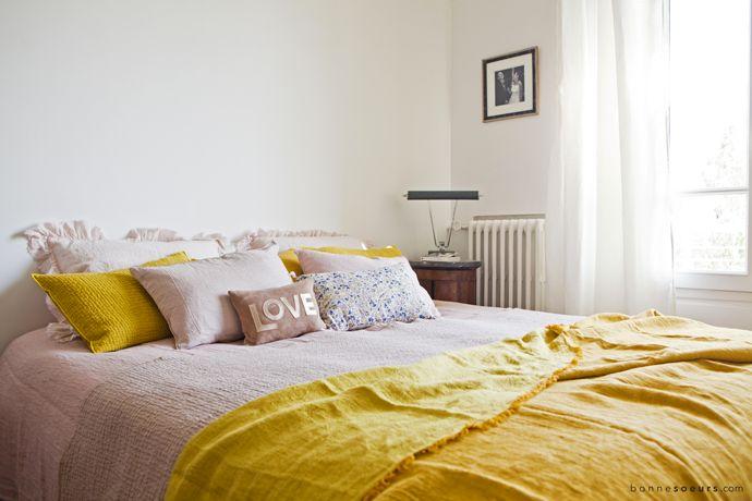 Bonnesoeurs decoration maison familiale 20 chambre linge de lit maison de vacances chambre - Maison de vacances linge ...