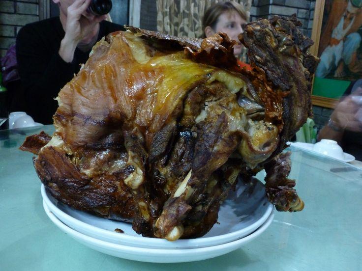 Whole BBQ.... Sheep