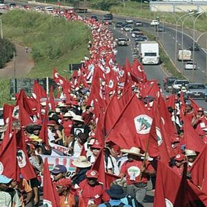 #Brasil: #MST intensifica ações durante #jornada de #lutas em #abril