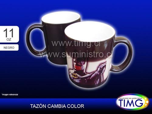 ¡Aviso de llegada! Tazones Cambia Color Sublimación - 320cc (11oz) - venta por unidad - NEGRO. Estampa el diseño que más guste, agrega un poco de agua caliente dentro del tazón y listo, mira como ocurre la magia ante tus ojos. ¿Quieres más razones para tener el tuyo? http://www.suministro.cl/product_p/1060010202.htm #TIMG #Chile #tazones