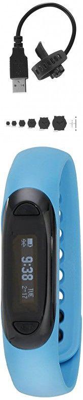 Soleus Women's SF004-357 Digital Display Quartz Blue Watch