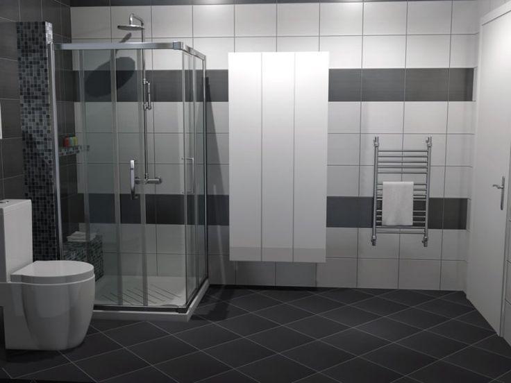 Κρεμαστό ντουλάπι μπάνιου με μέγεθος 75 x 22 x 160 cm. Είναι κατασκευασμένο από MDF με επικάλυψη από Highgloss ABS. Το χρώμα είναι λευκό και η επιφάνεια γυαλιστερή.