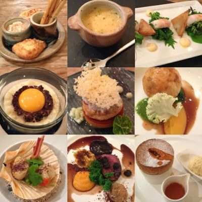 Foodie Quine: The Three Chimneys Seven Courses of Skye