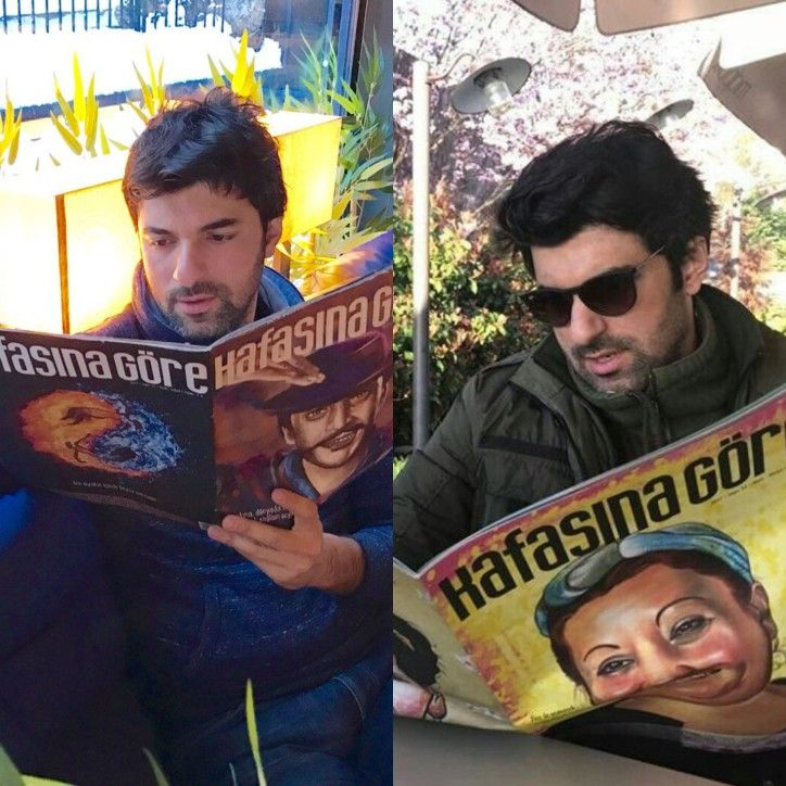 @KafasinaGöre #lovesreading #Myprince #EnginAkyürek #lovehim @kafasinagöre #lovesreading #EnginAkyürek