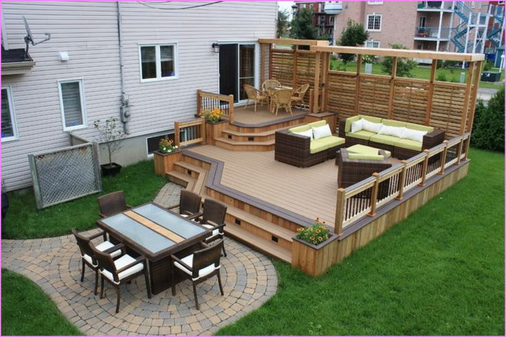 A decently composed patio is likened to adding square footage to your home. Description from bestinspired.com. I searched for this on bing.com/images