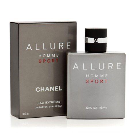 Chanel Allure Homme Sport Eau Extreme EDT 100ml Erkek Parfüm www.sesili.com
