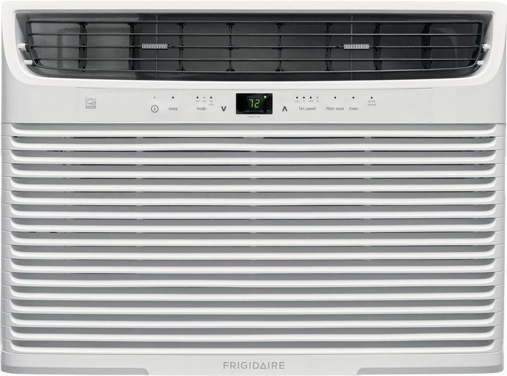 Danby 5 200 Btu Compact Window Air Conditioner With Digital Temperature Control Remote B Window Air Conditioner Window Air Conditioners Room Air Conditioning