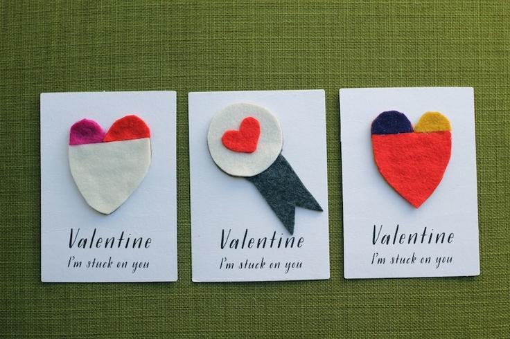 #DIY #Valentine #Pins by @Melanie Blodgett for Julep #handmade #valentine #make #craft