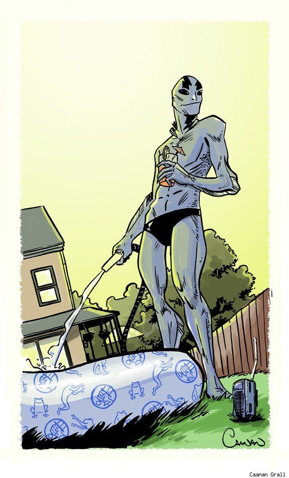 Best Art Ever (This Week) - 04.26.13 - ComicsAlliance   Comic book culture, news, humor, commentary, and reviews