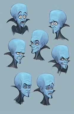 """""""Megamind""""  