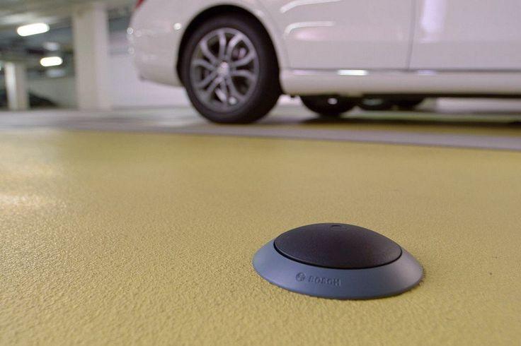 Компания Bosch благодаря инновационной системе управления, помогает водителям искать идеальные места для парковки, затрачивая минимум времени.