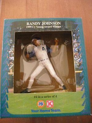 Randy Johnson Arizona Diamondbacks, Cy Young Award Winner, 1999.