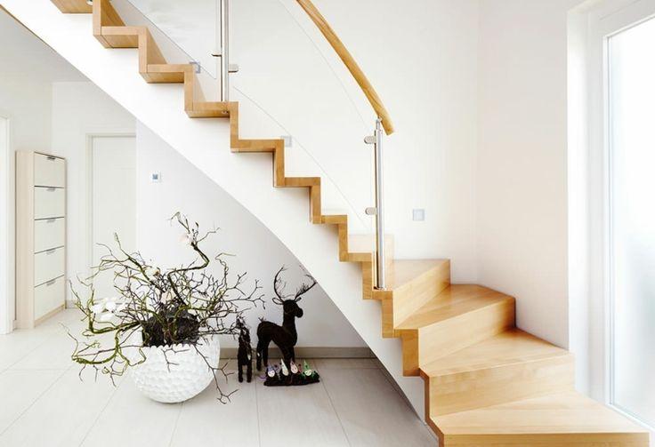 escaleras de interior modernas diseno interiores ideas