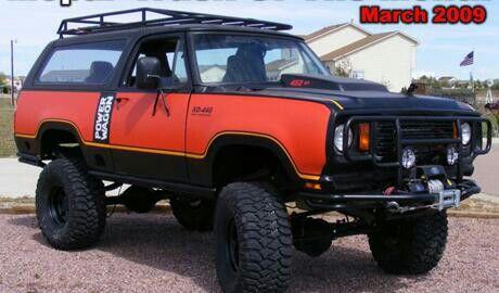 Sweet Dodge Ramcharger