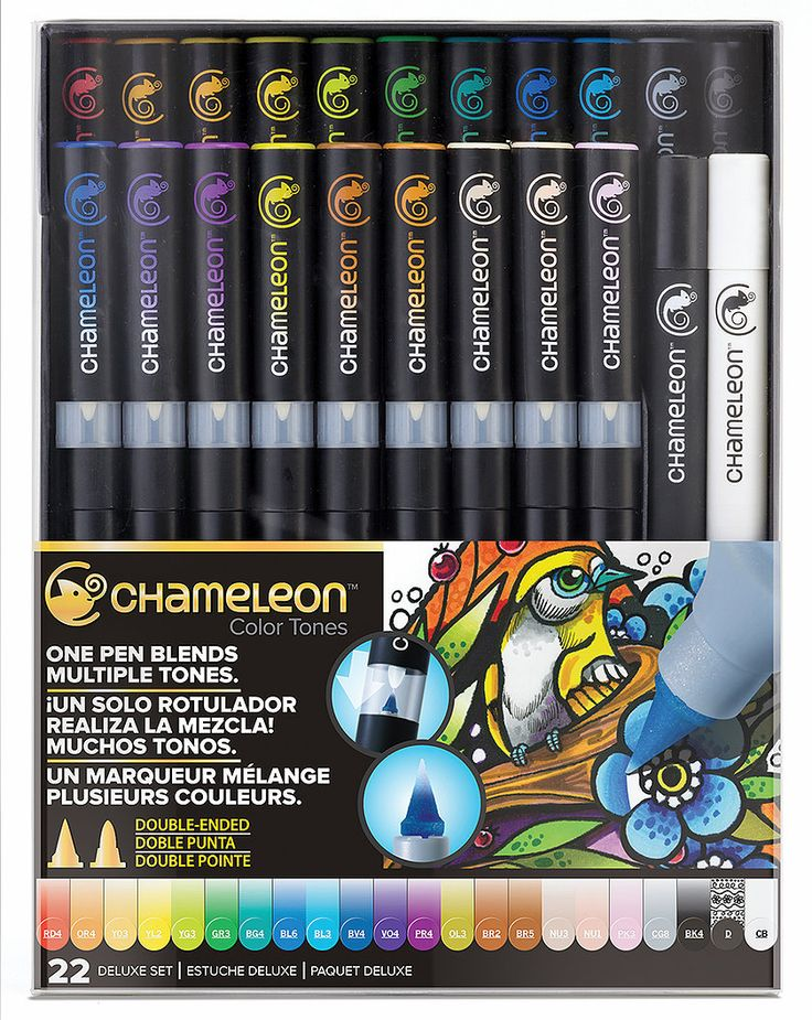 Chameleon Pens -- for Maggie (and maybe a set for myself)