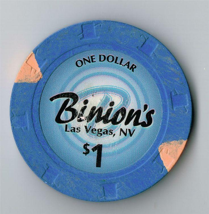 Binions casino poker chips up casinos in california