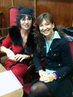 """Ho incontrato la simpatica conduttrice radiofonica Valeria Benatti, voce storica di RTL 102.5, per farmi raccontare come è nato il suo romanzo """"Love toys"""", una lettura maliziosa che, senza volgarità, mette in discussione i tabù legati al sesso. http://www.leultime20.it/benatti-int/"""