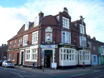 The Mother Shipton is a corner pub in Stamshaw. Designed by A H Bone and built in 1886.