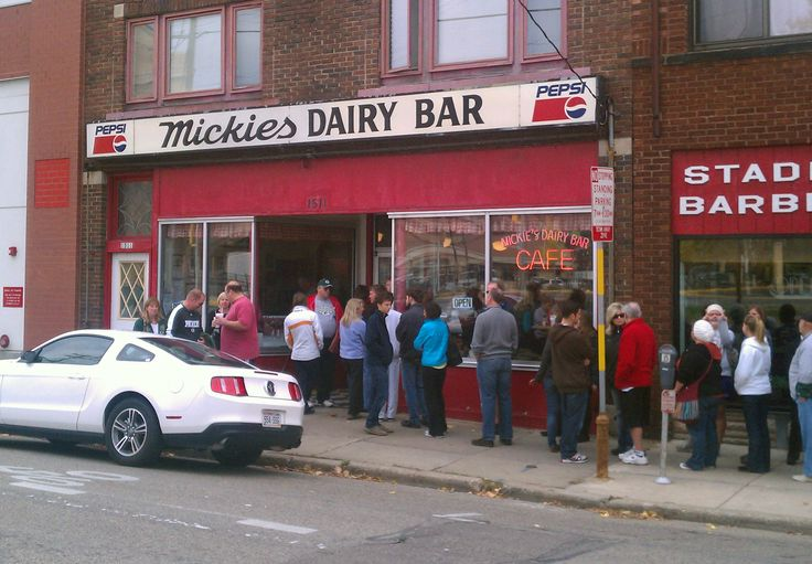 madison wisconsin mickies - yeah, it is that good.