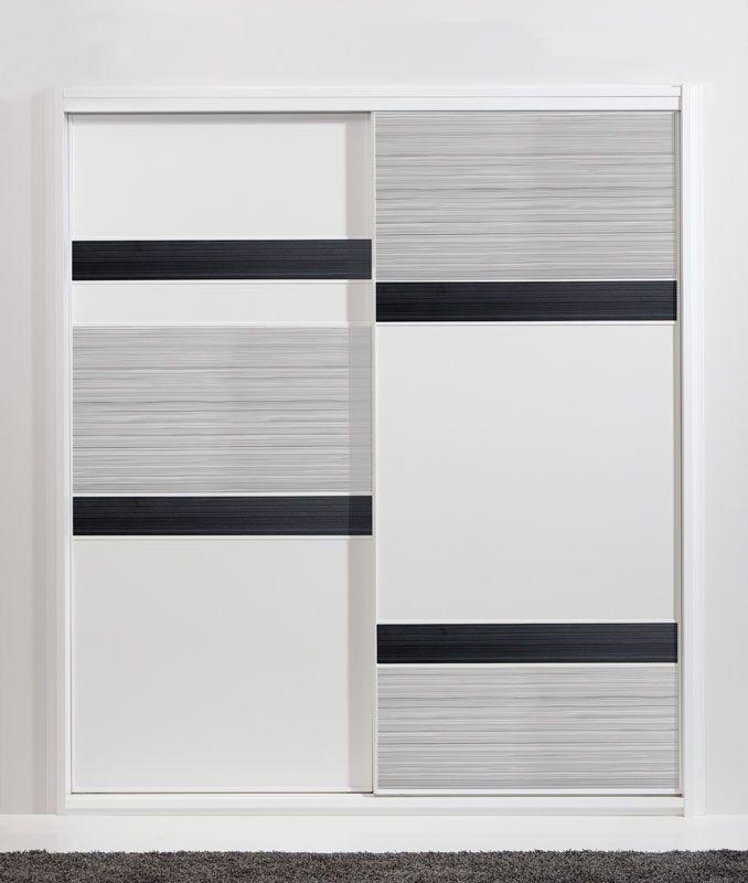 Modelo de #armario Lorea con puertas correderas. #Decoracion #Interiorismo