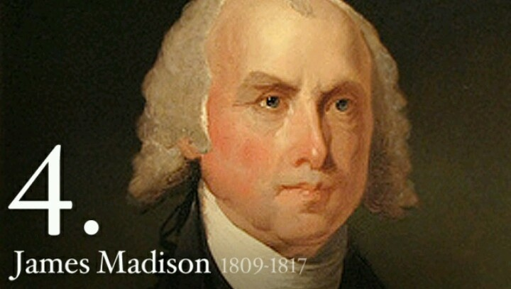 President james madison essay
