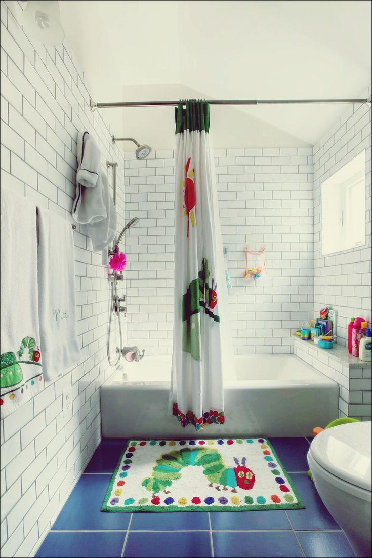 12 Tipps für das beste Kinder-Badezimmer-Dekor