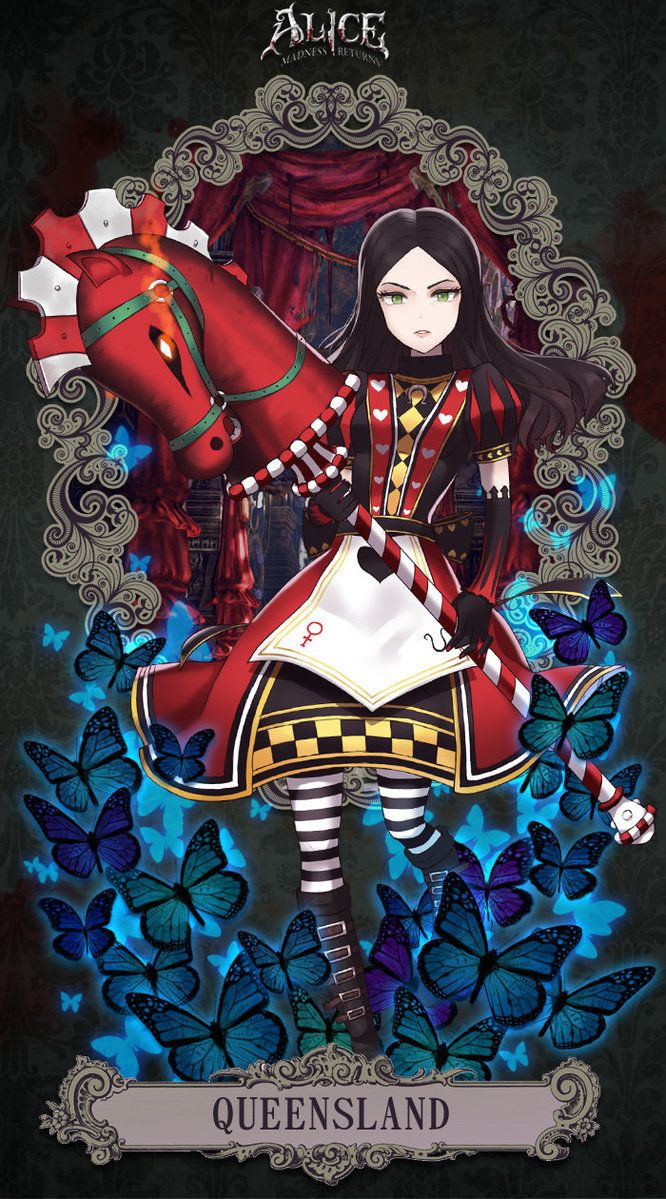 alice in wonderland anime characters Google Search