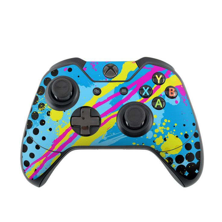 Microsoft Xbox One Controller Skin - Acid by FP | DecalGirl