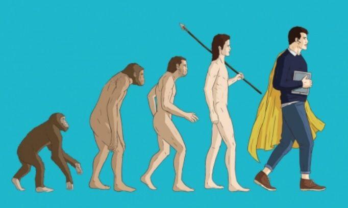 Image: The era of the homo numericus has just begun #NumEtVous