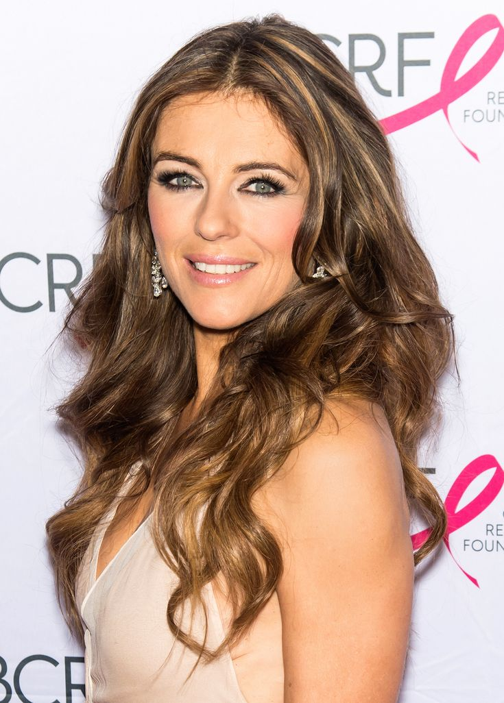 Stars+Who've+Turned+50 and+Keep+Getting+Better+with+Age+-+Elizabeth+Hurley, June+10,+2015 +-+from+InStyle.com