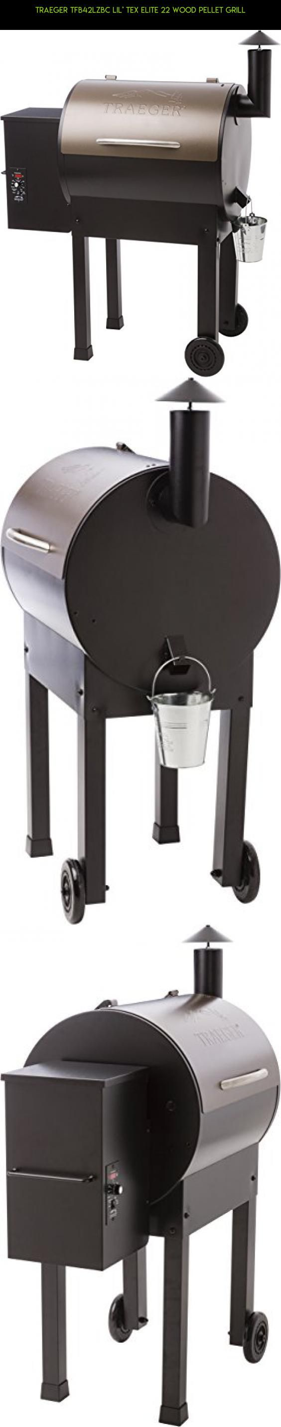 Traeger TFB42LZBC Lil' Tex Elite 22 Wood Pellet Grill #parts #shopping #technology #gadgets #plans #treager #drone #grills #fpv #products #tech #smokers #kit #camera #racing #and