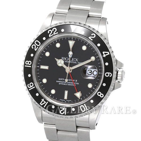 ロレックス GMTマスター2 デイト A番 16710 ROLEX 腕時計