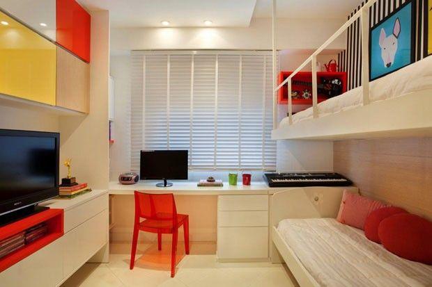 Apartamento Sabrina Shuback (Foto: Juliano Colodeti / MCA Estúdio )