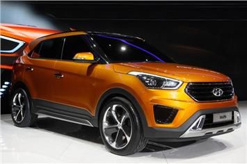 1.4-litre diesel motor likely to help Hyundai price its Duster rival competitively.