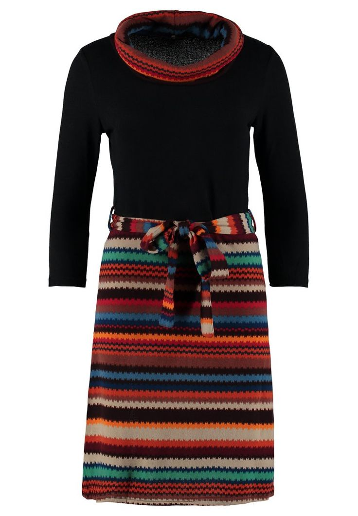 Anna Field Gebreide jurk - Bruin - Zalando.nl