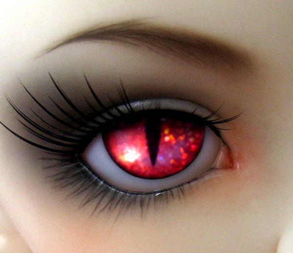 Prescribed Cat Eye Contacts