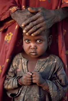 Sudan Mother & Child